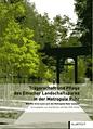 Jörg Dettmar und Hans-Peter Rohler (Hrsg.): Trägerschaft und Pflege des Emscher Landschaftsparks in der Metropole Ruhr Klartext Verlagsgesellschaft mbH, Essen 2010