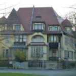 Dresden Vorstadtilla